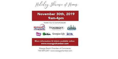 Holiday Showcase of Homes Tour 2019 tickets