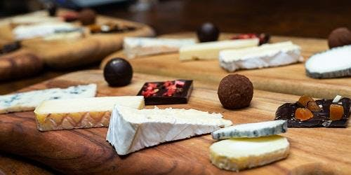 "Cheese & Chocolate Pairing: a ""Taste"" PEPPexperience"