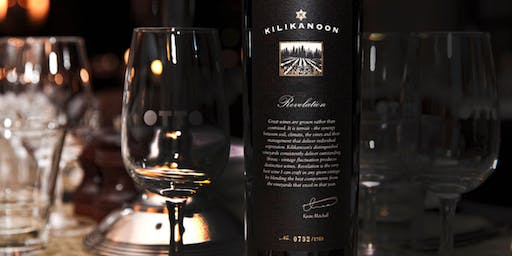 Kilikanoon Wine Club Dinner @ Chop House Sydney