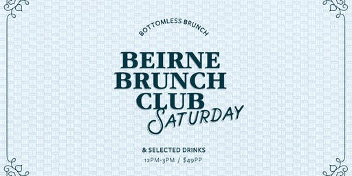Beirne Brunch Club 16th November