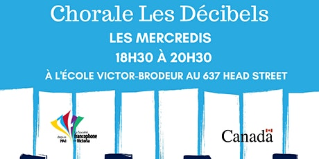 Chorale les décibels tickets