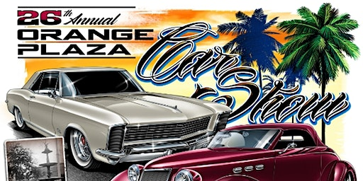 26th Annual Orange Plaza Car Show
