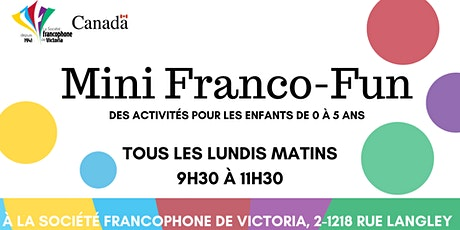 Mini Franco-Fun tickets