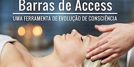 Curso de Barras  de Access Consciousness  TM ingressos