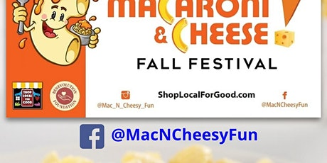 Tampa Bay's Annual Macaroni & Cheese Fall Festival tickets