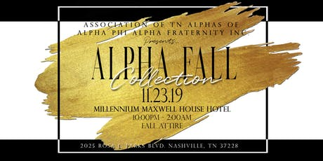 Alpha Fall Collection tickets
