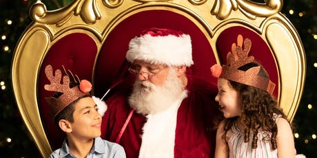 Westfield Newmarket Santa Photography  tickets
