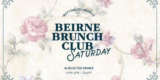 Beirne Brunch Club 23rd November