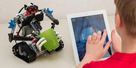 Robotics Challenge School Holiday Program at Bateau Bay Library tickets