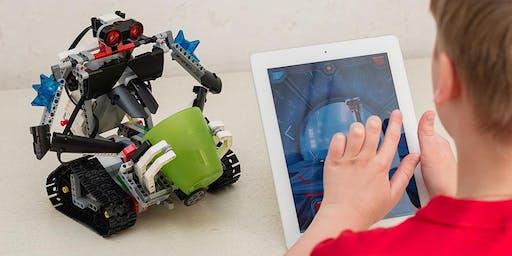 Robotics Challenge School Holiday Program at Bateau Bay Library