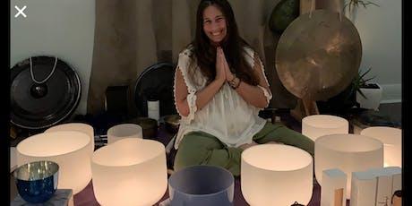 Sound Healing Meditation @ Alec's tickets