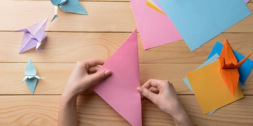 Origami Creations School Holiday Program at Lake Haven Library