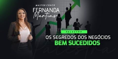 O segredo dos negócios bem-sucedidos 28 de novembro ingressos