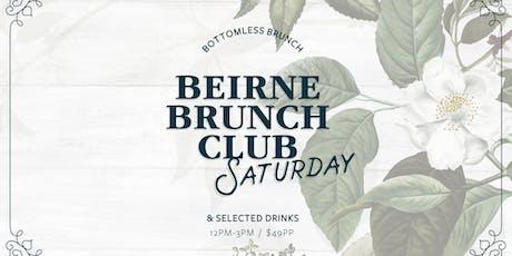 Beirne Brunch Club 30th November   tickets