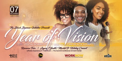 Year of Vision: 2020 Ultimately Vision Board Party