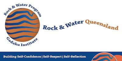 Rock and Water Program    West Brisbane   3 Day Workshop   March 2020