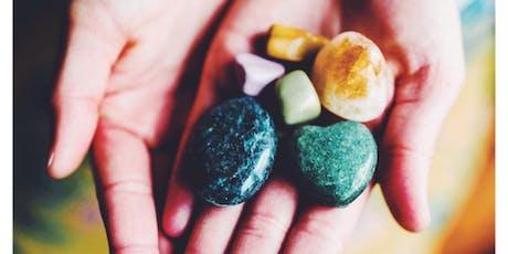 NEW HOPE Crystals & Coffee! Meetup: Chakra 101 ✭ January 24th, 2020 tickets