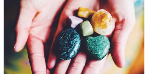 READING Crystals & Coffee! Meetup: Chakra 101 ✭ January 25th, 2020