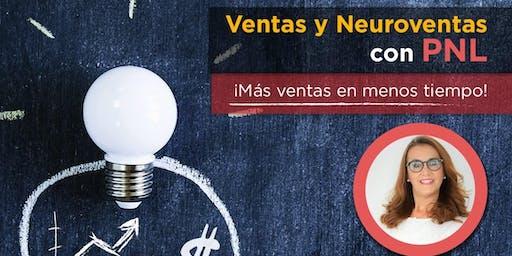Conferencia Taller Ventas & Neuroventas con PNL