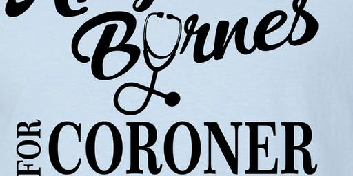 Fundraiser to support Angela Byrnes for McHenry County Coroner