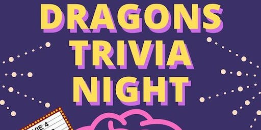 Dragons Trivia Night with Dasher Williams