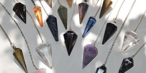 Crystal Pendulums 101