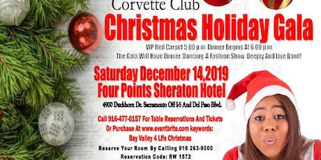 Bay Valley 4 Life Corvette Club Holiday Gala tickets
