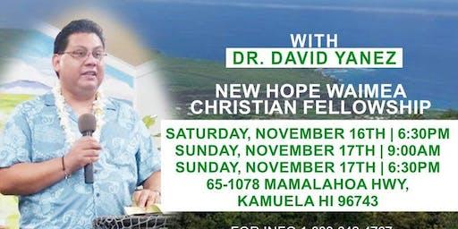 DYM Waimea Healing Service