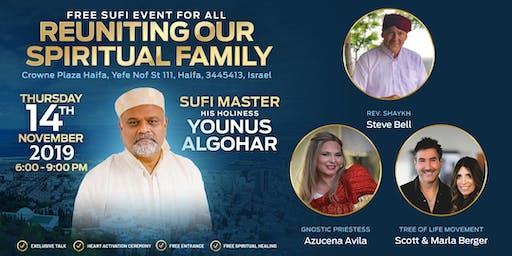 Reuniting Our Spiritual Family
