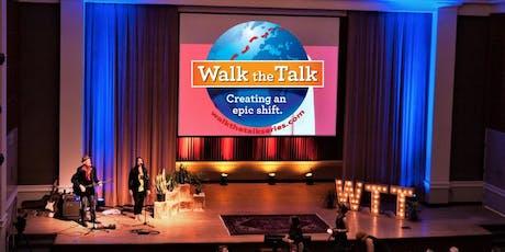 Walk The Talk Speaker Series w/ Abundance tickets