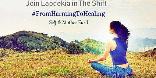 The Art of Manifestation - #FromHarmingToHealing