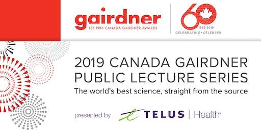 Canada Gairdner Public Lecture Series: Vancouver