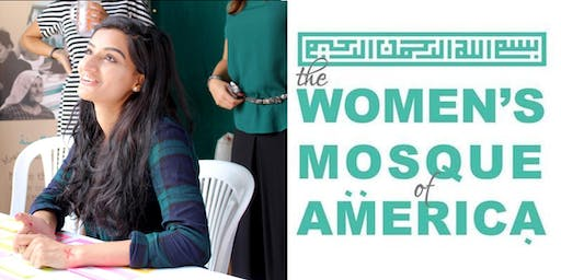 November 22nd Jumma'a w/Rabhi Bisla - The Women's Mosque of America