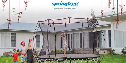 Springfree Trampoline Free Family Fun at Chatswood Chase