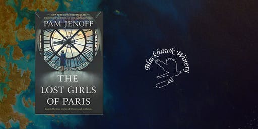 Blackhawk Escape bookclub - The Lost Girls of Paris by Pam Jenoff