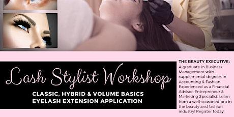 Lash Stylist Workshop tickets