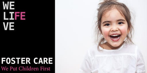Be a Foster Carer Information Session - Burnie Tasmania