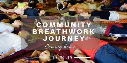 Community Breath-work Journey - Coming Home
