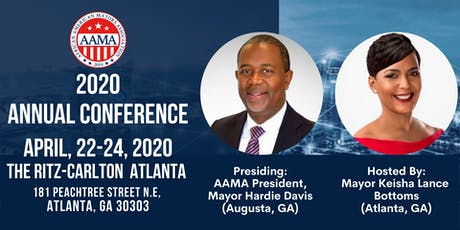 African American Mayors Association (AAMA): 2020 Annual Conference tickets