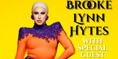 Brooke Lynn Hytes with special guest Ariel Versace at TABU tickets