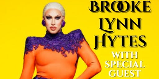 Brooke Lynn Hytes with special guest Ariel Versace at TABU