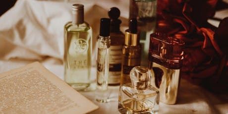 LIBRARY LOVER'S DAY TALK |  CATHERINE DU PELOUX MENAGE - PERFUME tickets
