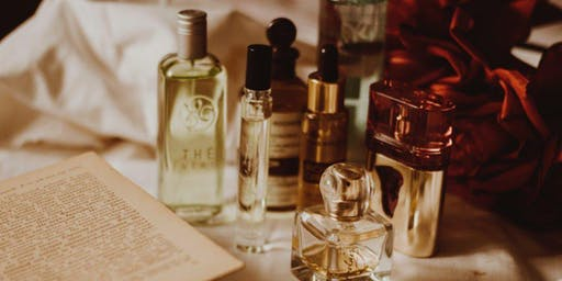 LIBRARY LOVER'S DAY TALK |  CATHERINE DU PELOUX MENAGE - PERFUME