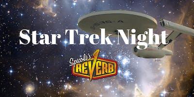Star Trek Night at Spicoli's
