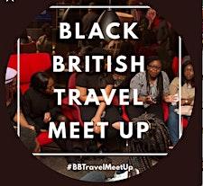 Black British Travel Meet Up logo