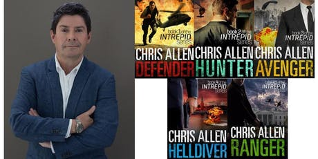 AUTHOR TALK | Chris Allen tickets