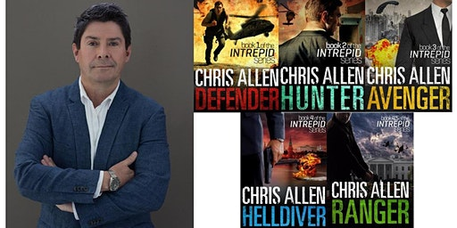 AUTHOR TALK | Chris Allen