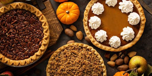 Annual Thanksgiving Pie Giveaway!