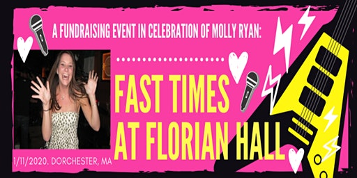 Fast Times at Florian Hall for MKR