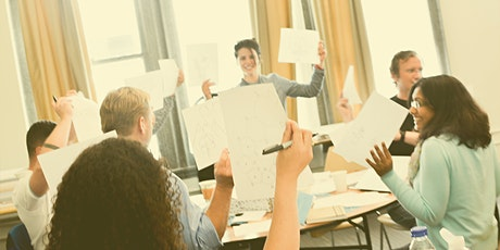 CPE: Facilitating Design Thinking NYC March 16-17, 2020 tickets